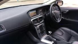 2017 Volvo V40 D4 (190) Inscription 5dr Manual Diesel Hatchback