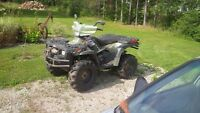 Just in and parting out 2004.5 Polaris Sportsman 400