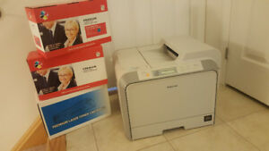 Laser printer - Excellent print quality. Text or call.