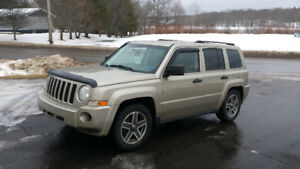 2009 Jeep Patriot Sport SUV, Crossover