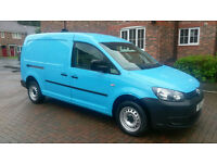 Volkswagen Caddy Maxi 1.6TDI ( 102PS ) C20 Maxi X BRITISH GAS LWB