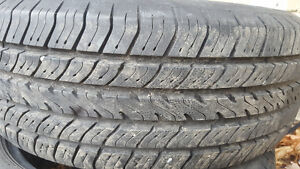 215/60 R16 Michelin Winter Tires and Rims+2 Extra Tires London Ontario image 4