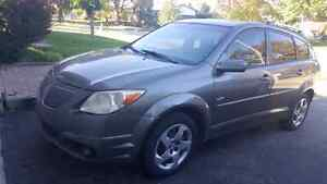 2005 Pontiac Vibe / Matrix Hatchback Manual