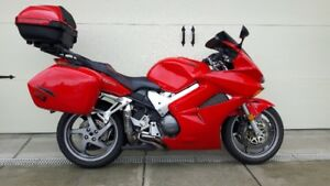 2004 Honda VFR800 Interceptor