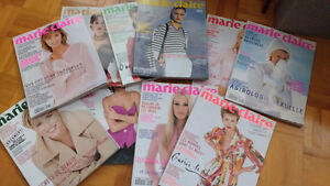 Revues – Magazines Marie-Claire