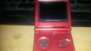 gameboy advance sp- model no ags-001