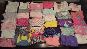 Girls 3-6 mos clothes