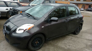 2010 Toyota Yaris Hatchback