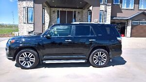 2015 Toyota 4Runner Limited | Low KM | Extend Care Protection