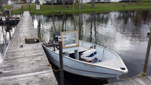 Boat , Motor , Trailer for Sale