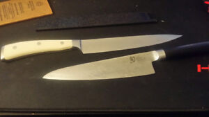 chef knives and knife bag prices are Firm
