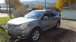 2011 Nissan Rogue SV WITH WARRANTY UNTIL 2018