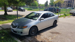 2006 Acura TSX as is