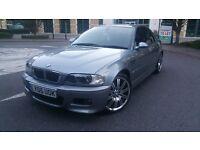 BMW M3 E46 2005 (05) Plate