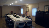 Book your Holiday Get-togethers at Wesley United!