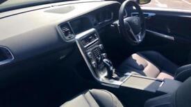 2018 Volvo V60 D3 R-Design Lux Nav Auto W. Fa Automatic Diesel Estate