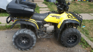 Honda  450  fourman fm foot shift
