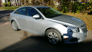 Chevy Cruze LT (2013 Model) w/ winter tires