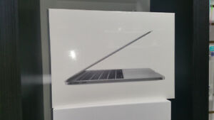 STORE SALE -  2018 APPLE MACBOOK PRO 13-INCH WITH TOUCH BAR