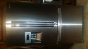 free Samsung side by side Fridge