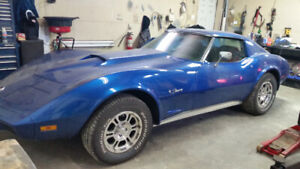 1975 Corvette Stingray 902-403-7518
