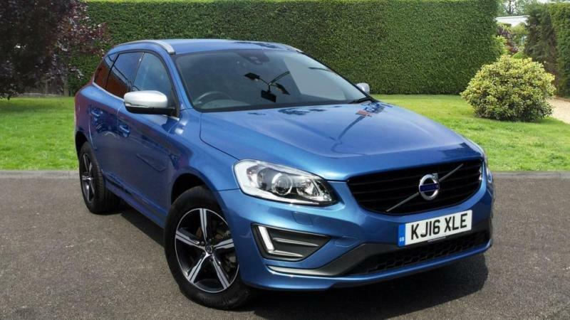 2016 volvo xc60 d5 220 r design lux nav awd automatic diesel 4x4 in horley surrey gumtree. Black Bedroom Furniture Sets. Home Design Ideas