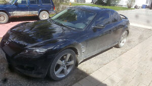2006 Mazda RX-8 Limited edition