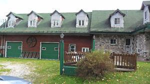 Maison à vendre sur le bord du Lac Morrisette