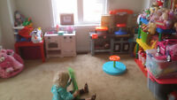 Childcare Available in Angus Ontario