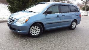 2006 Honda Odyssey ex emissions test Minivan, Van