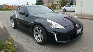 2016 Nissan 370Z Coupe (2 door)