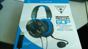 Various Turtle Beach Gaming Headsets For PS4 & Xbox One