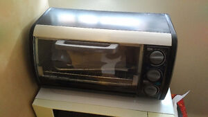 Oyster Toaster Oven! CLEAN!! Must go ASAP!