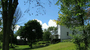 Maintained home on 17 acres with a private flowing pond! Kawartha Lakes Peterborough Area image 3