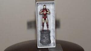 Marvel Chess Figure : Iron Man White Bishop