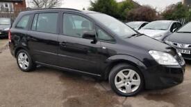 2009 Vauxhall Zafira 1.6 Exclusiv*SAT-NAV*LOW MILEAGE*7 SEATS*EXCELLENT CONDITIO
