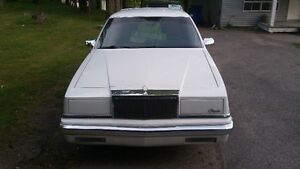 chrysler new yorker fifth avenue 1991 projet fonctionnel