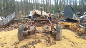 GMC chassis parts