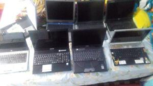 7 laptop louis un scanner tout a 250$$