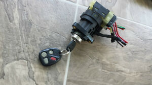 2000- 2005 Impala Ignition Switch Assembly Used