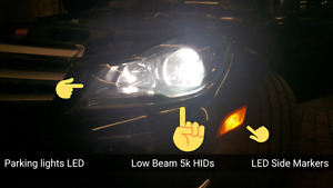 LED/ HID KITS, Installation Available!