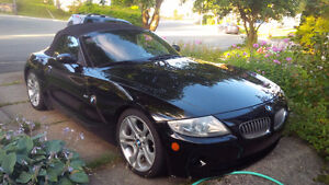 2005 BMW Z4 3.0i Convertible - End of Summer Deal