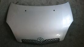 Toyota Yaris mk1 bonnet car / hoods