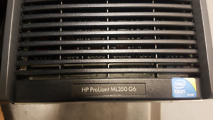 HP PROLIANT ML350 TOWER G6
