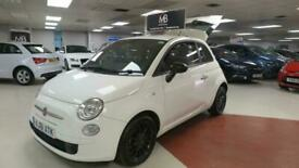image for 2012 Fiat 500 0.9 TwinAir 3dr, AC *SPORT LEATHER SEATS* ++ 14 Day Money Back* ++