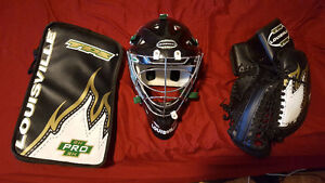 TPS Louisville Street Hockey Goalie Gear