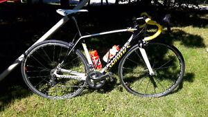 Specialized, Tarmac Swork édition spécial Contador
