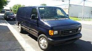 2003 Ford E-250 Delivery Van