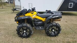2015 CAN AM XMR 800