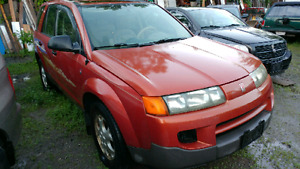 2003 Saturn Vue 5 speed